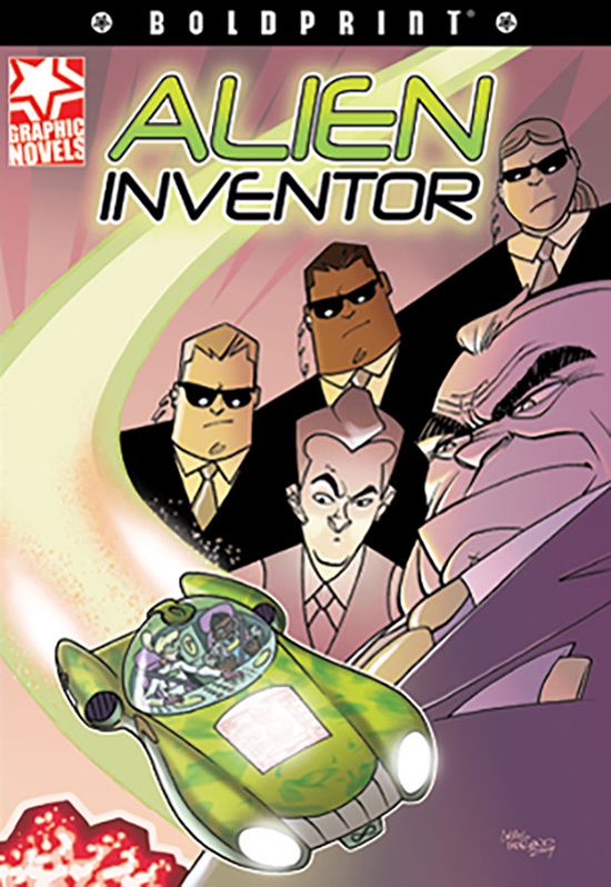 Alien Inventor
