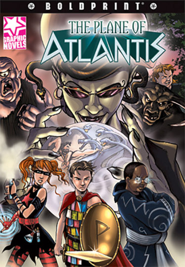 The Plane of Atlantis