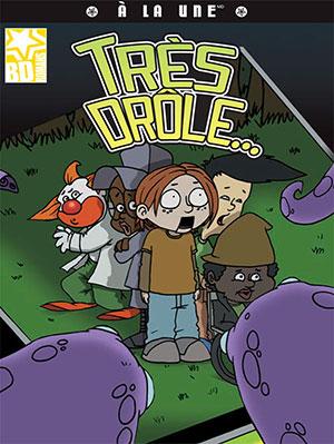 Tres Drole 6 Pack Rubicon Publishing Inc
